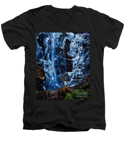 Start Of Spring Bridalvail Fall Men's V-Neck T-Shirt