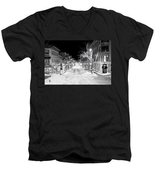 State Street Madison Men's V-Neck T-Shirt