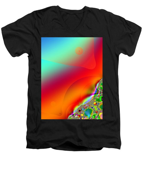 Stealth Men's V-Neck T-Shirt