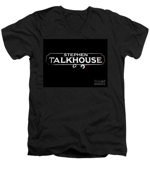Stephen Talkhouse Men's V-Neck T-Shirt