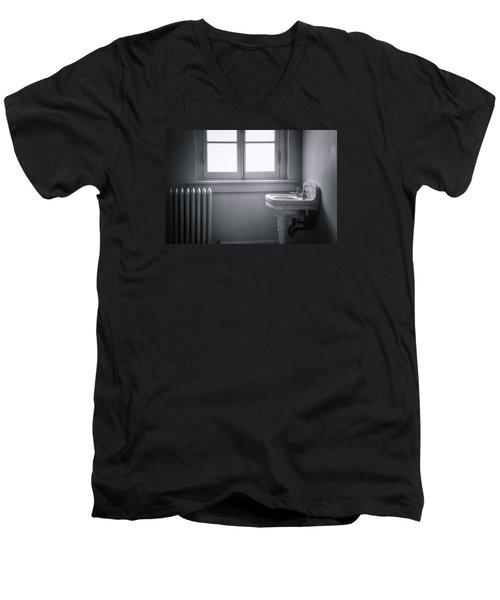Sterile Men's V-Neck T-Shirt