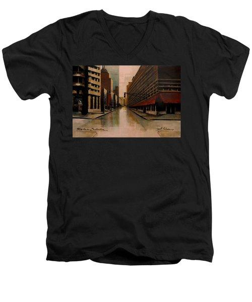 Still Under Construction Fourteen Men's V-Neck T-Shirt