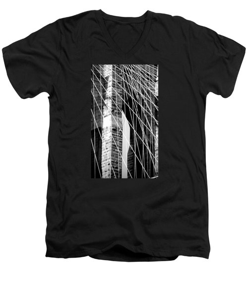 Stone Mortar And Steel Men's V-Neck T-Shirt