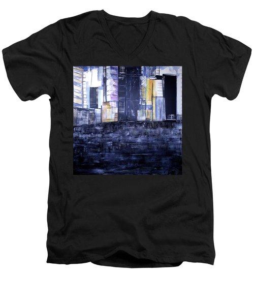 Storm Surge Men's V-Neck T-Shirt