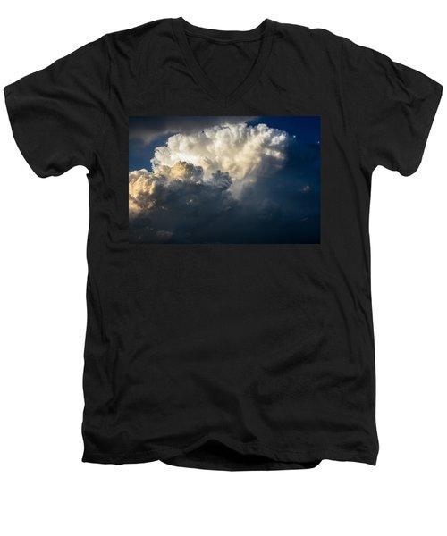 Stormy Stew Men's V-Neck T-Shirt
