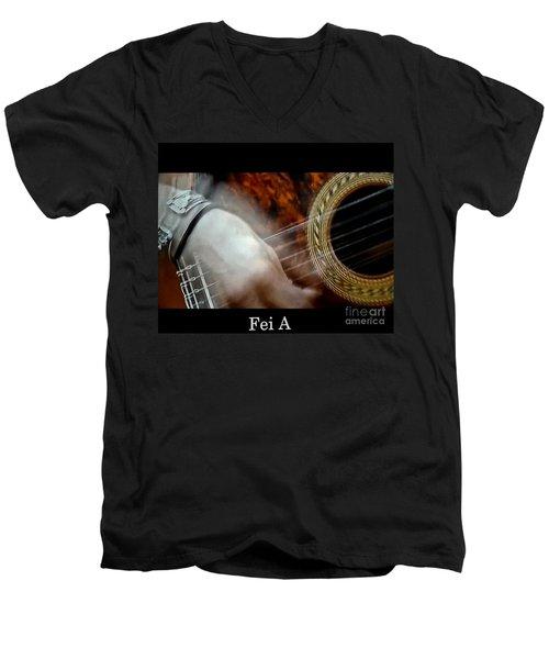 Story Teller Men's V-Neck T-Shirt