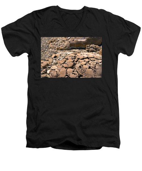 Strange Rock Men's V-Neck T-Shirt