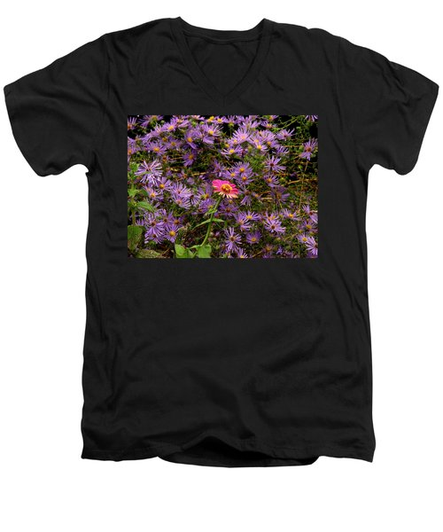 Stranger In A Strange Land Men's V-Neck T-Shirt