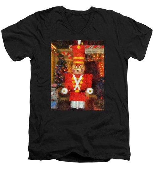 Surrender Walt Disney World Men's V-Neck T-Shirt