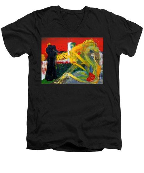 Suzanne's Dream IIi Men's V-Neck T-Shirt