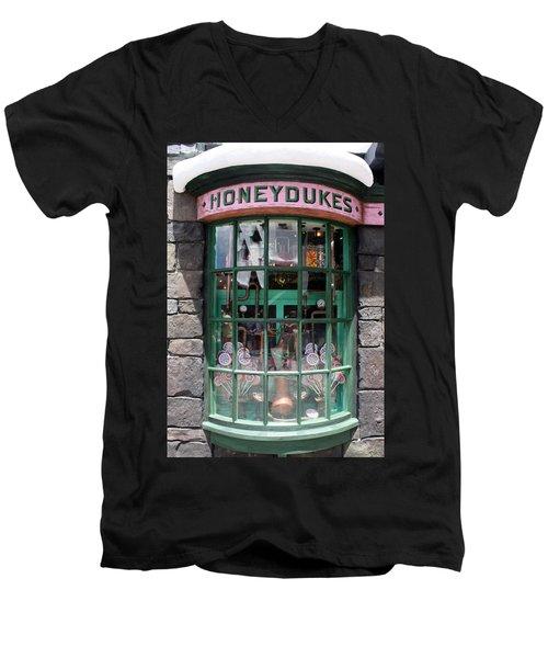 Sweets Men's V-Neck T-Shirt