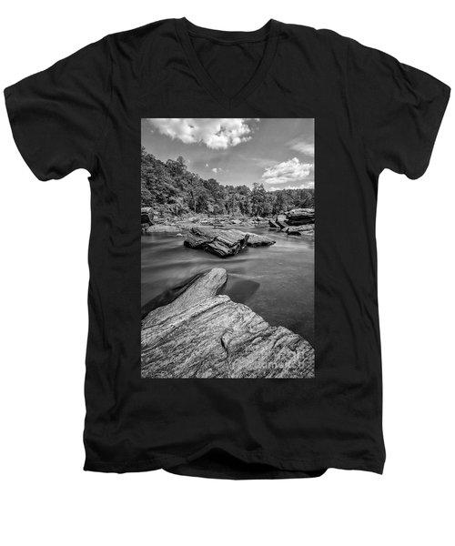 Sweetwater Creek II Men's V-Neck T-Shirt