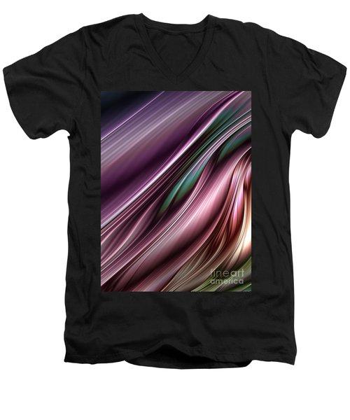 Swift River Men's V-Neck T-Shirt