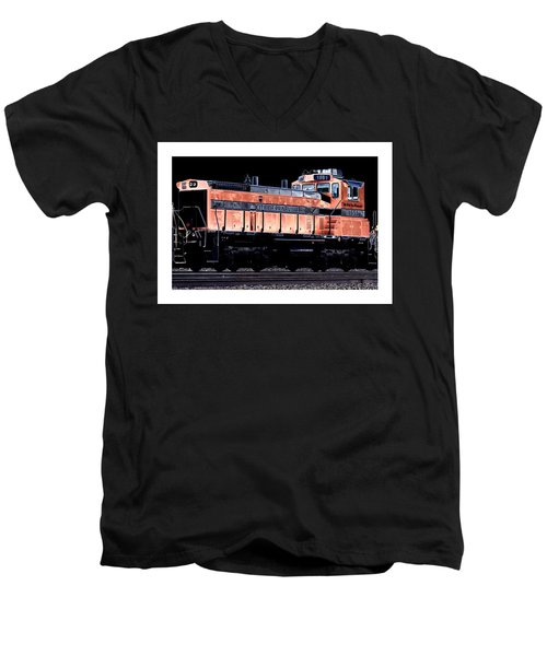 Switch Engine Men's V-Neck T-Shirt