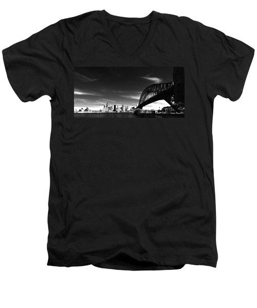 Sydney Men's V-Neck T-Shirt