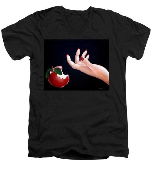 Temptation II Men's V-Neck T-Shirt