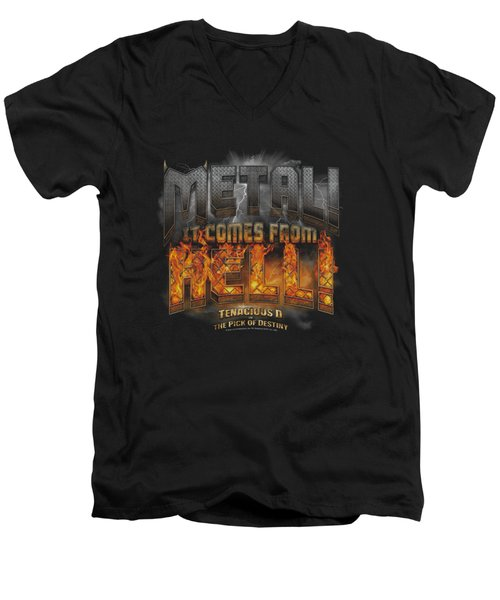 Tenacious D - Metal Men's V-Neck T-Shirt