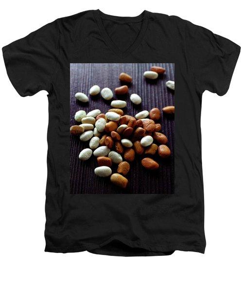 Tepary Beans Men's V-Neck T-Shirt