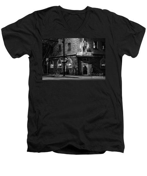The Chanticleer Men's V-Neck T-Shirt