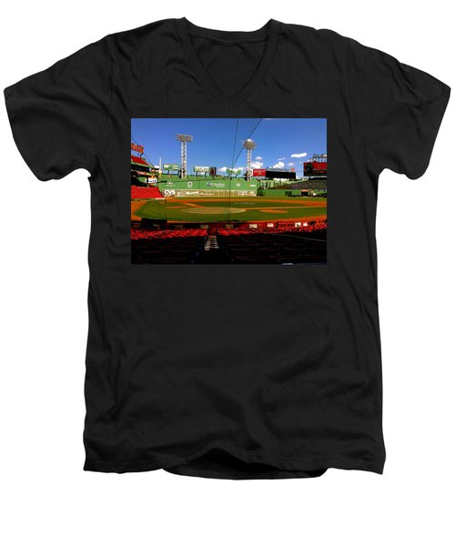 The Classic  Fenway Park Men's V-Neck T-Shirt