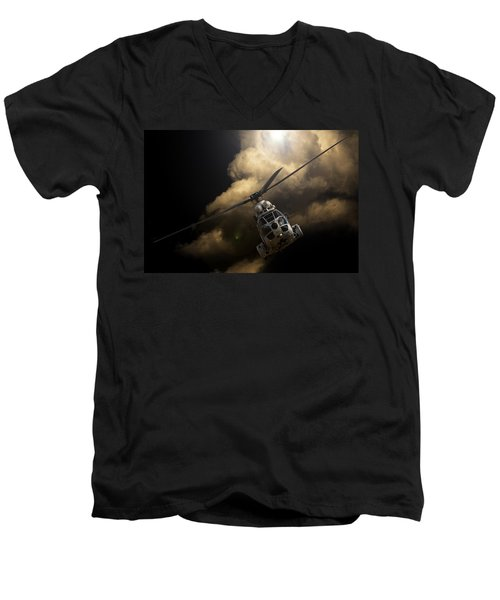 The Cloud Men's V-Neck T-Shirt