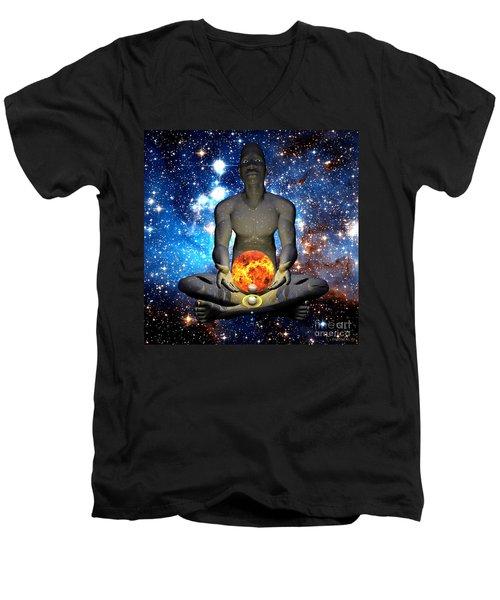 The Creator Men's V-Neck T-Shirt