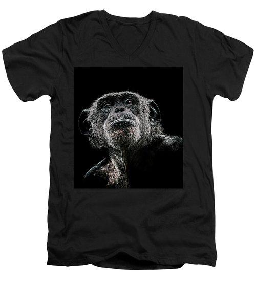 The Dictator Men's V-Neck T-Shirt