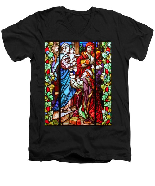 The Epiphany Of Our Lord Men's V-Neck T-Shirt