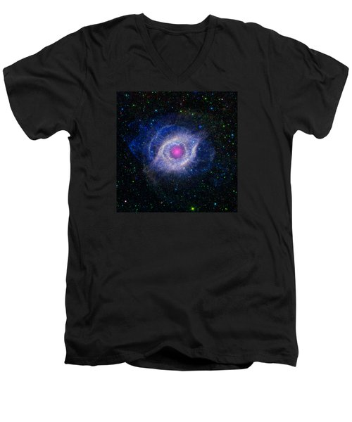 The Eye Of God Men's V-Neck T-Shirt