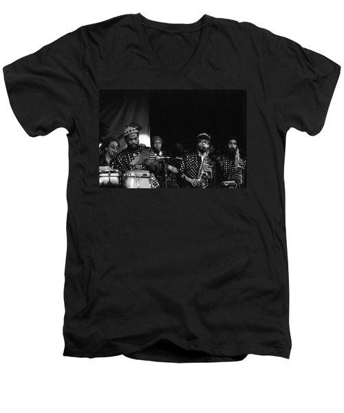 The Front Line Men's V-Neck T-Shirt