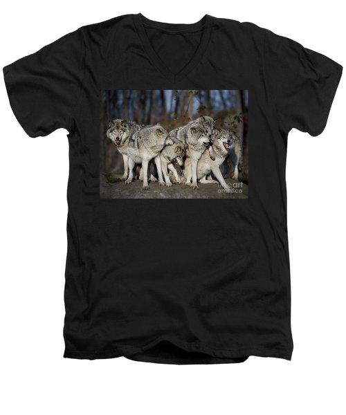 The Gang Men's V-Neck T-Shirt