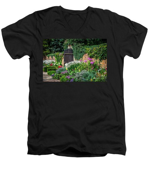 The Garden Gate Men's V-Neck T-Shirt
