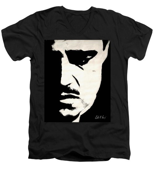 The Godfather Men's V-Neck T-Shirt