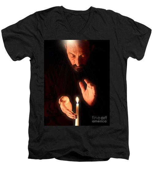 The Great Awakening Men's V-Neck T-Shirt