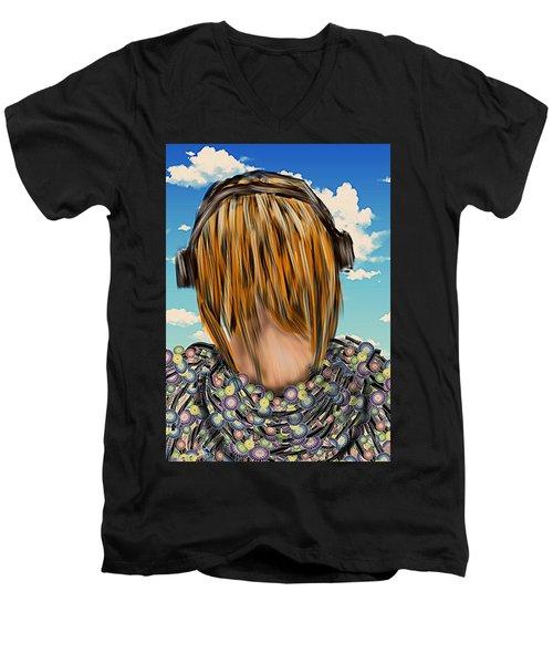The Great Escape Men's V-Neck T-Shirt