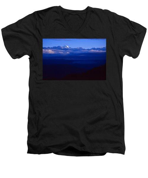 The Himalayas Men's V-Neck T-Shirt