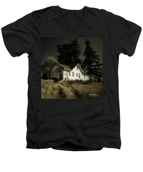 The House Men's V-Neck T-Shirt
