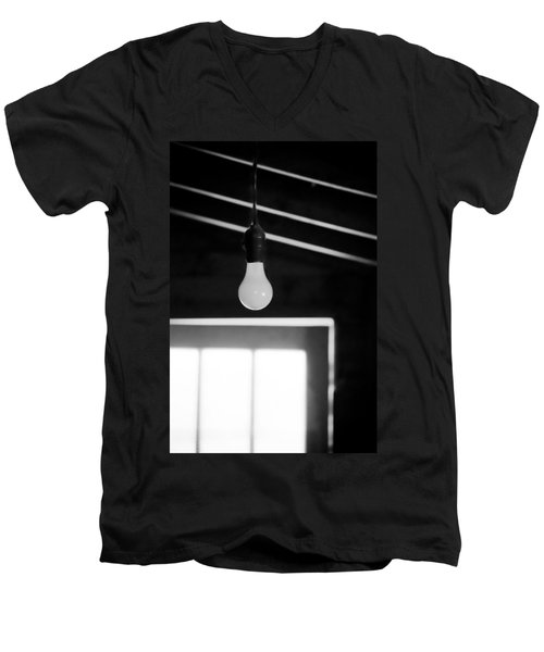 The Idea Men's V-Neck T-Shirt