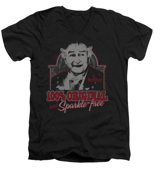The Munsters - 100% Original Men's V-Neck T-Shirt