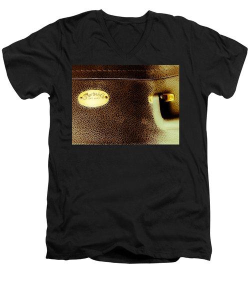 The Music Inside Men's V-Neck T-Shirt