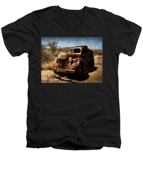 The Old Ford Men's V-Neck T-Shirt