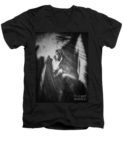 The One Who Waited Men's V-Neck T-Shirt