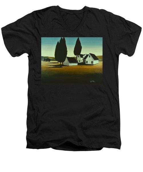The Parson's House Men's V-Neck T-Shirt
