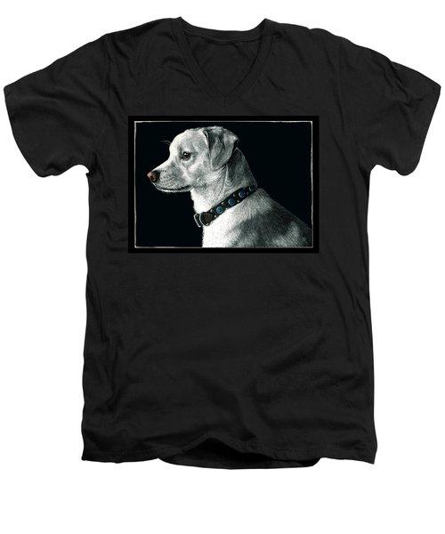 The Ratter Men's V-Neck T-Shirt
