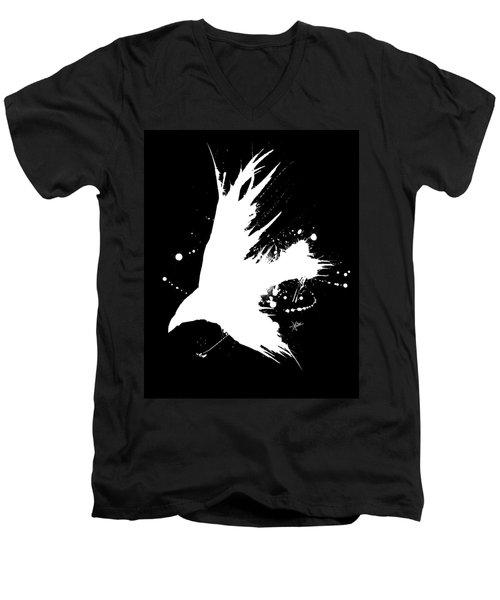 The Raven IIl Men's V-Neck T-Shirt