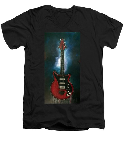 The Red Special Men's V-Neck T-Shirt