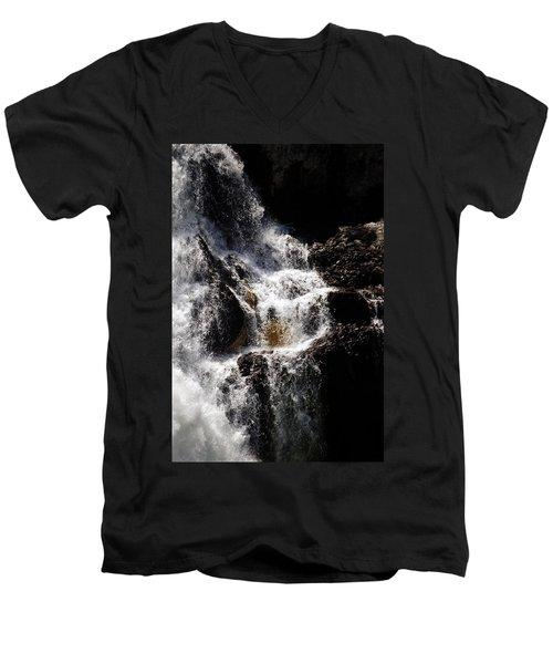 The Rush Men's V-Neck T-Shirt