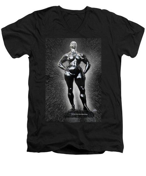 The She Force 2 Men's V-Neck T-Shirt