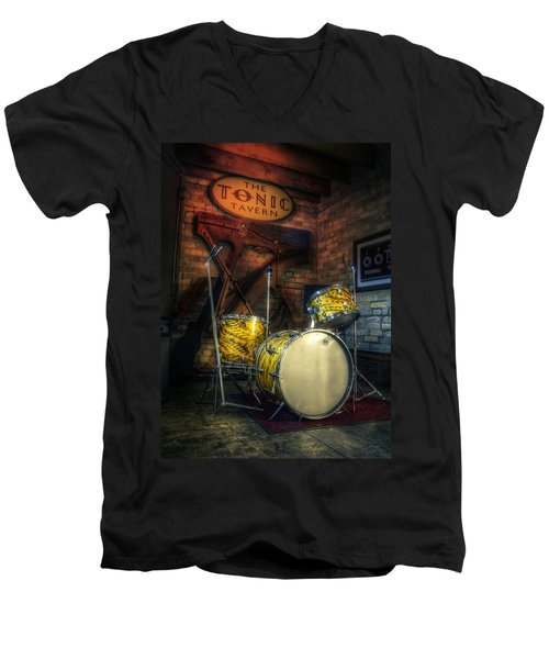The Tonic Tavern Men's V-Neck T-Shirt