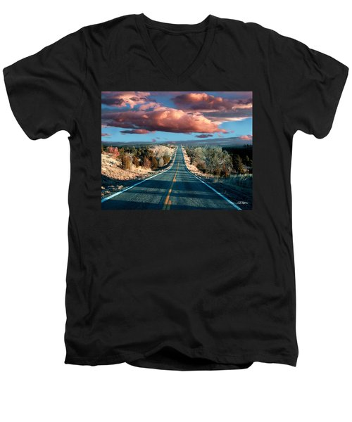 The Trip Men's V-Neck T-Shirt